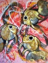 PINK FISHY FISHY