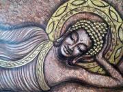 SLEEPING BUDDHA 1