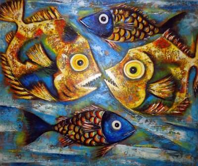 FISH FANGS